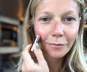 actress, gwyneth paltrow, and makeup image