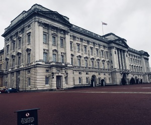 Buckingham palace, building, and uk image
