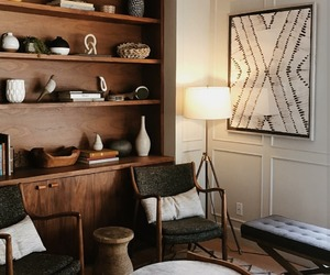 cozy, decoration, and living room image