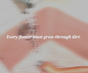 dirt, feeling, and growing image
