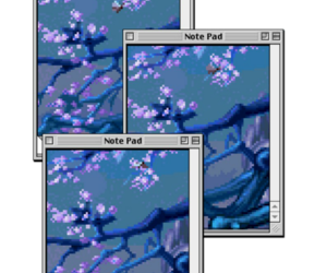 overlay and png image