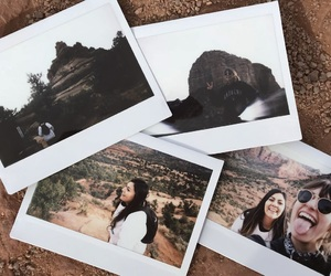 adventure, girl, and hiking image