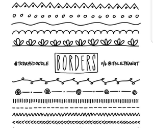 doodle, doodle ideas, and bullet journal ideas image