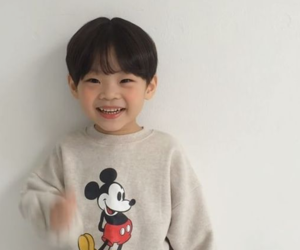 asian baby, baby, and ulzzang baby image