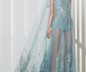 long dresses, haute couture gowns, and tony ward 2018 image