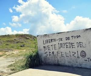 freedom, happy, and grafite image