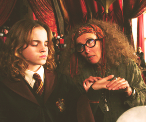 harry potter, hermione granger, and gryffindor image