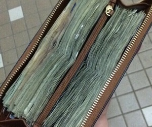 money, rich, and goals image