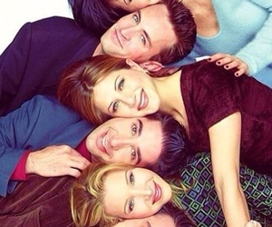 friends, f.r.i.e.n.d.s, and ross image