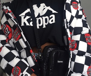 fashion, kappa, and clothes image