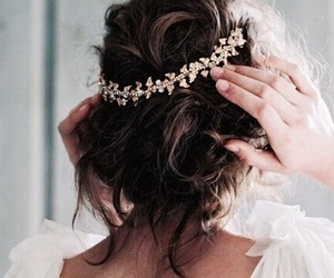 beautiful, crown, and 😍 image