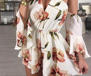 closet, vestido, and roupas image