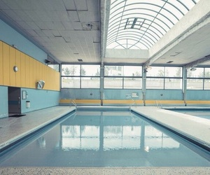 pool and aesthetic image