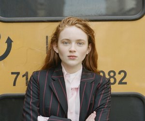 sadie sink, stranger things, and icon image