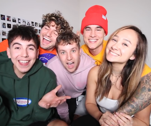 family photo, youtube, and jc caylen image
