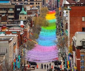 canada, gay pride, and montreal image