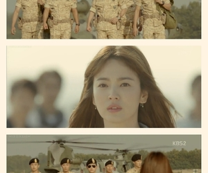 everything, song joong ki, and descendants of the sun image