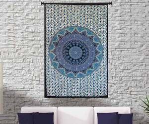 bedspread, wall hanging tapestry, and home and lifestyle image