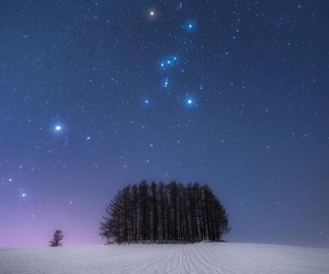 constellations, photography, and stars image