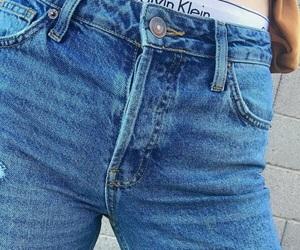 alternative, Calvin Klein, and clothes image