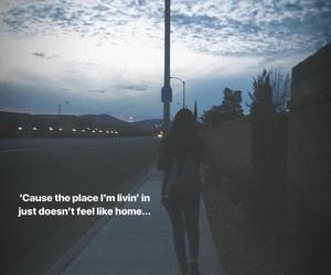 feelings, havana, and Lyrics image
