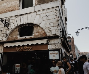 cafe, italy, and hard rock image
