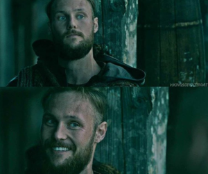 series, vikings, and love image