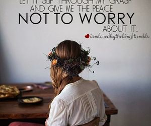inspirational quotes, christian quotes, and peace quotes image