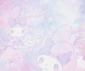 iphone, sanrio, and wallpaper image