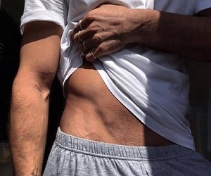 abs, gay, and hot boys image