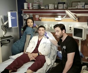 yaya dacosta, colin donnell, and chicago med image