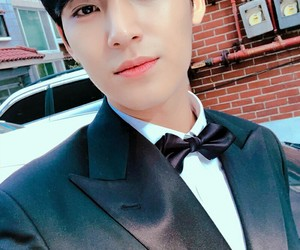 Seventeen, mingyu, and suit image