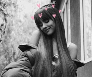 moonlight, arianagrande, and love image