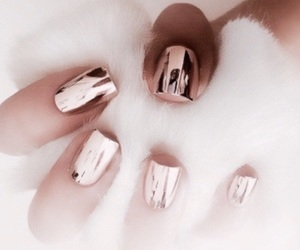 gold, shiny, and rose gold image