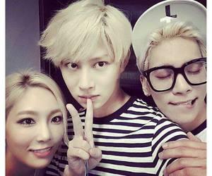 Jonghyun, taeyeon, and ้heechul image