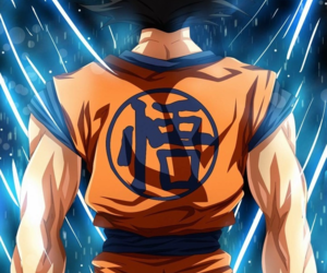 dragon ball, goku, and dragon ball super image