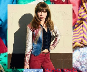 beautiful, clothes, and jacket image