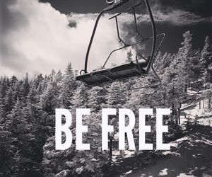 free, freedom, and lift image