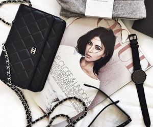aesthetic, chanel, and we heart it image