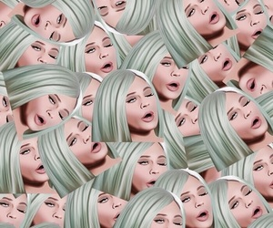 funny, wallpaper, and kylie jenner image