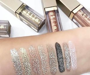 glow, makeup, and sparkle image