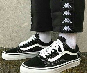 clothes, fashion, and vans image