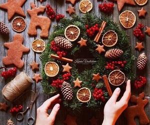 christmas and cosiness image
