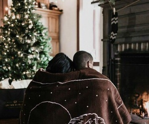 christmas, decor, and cosiness image
