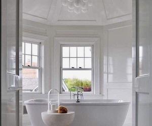 bathroom, home decor, and interior decorating image