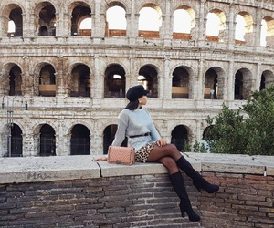 blogger, rome, and chanel image