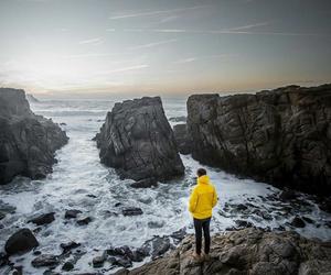 ocean, landscape, and travel image