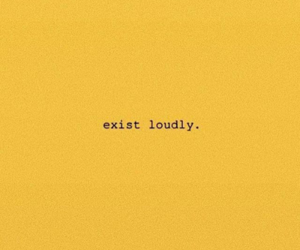quotes, yellow, and colors image