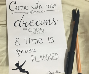 disney, draw, and Dream image