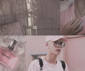 daddy, jin, and pink image
